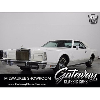 1979 Lincoln Continental for sale 101468399