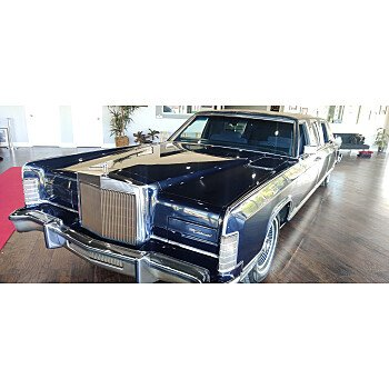 1979 Lincoln Continental Executive for sale 101482843