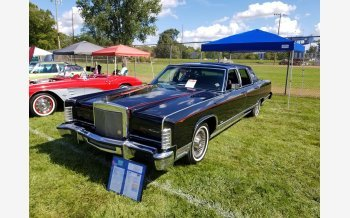 1979 Lincoln Continental for sale 101633636