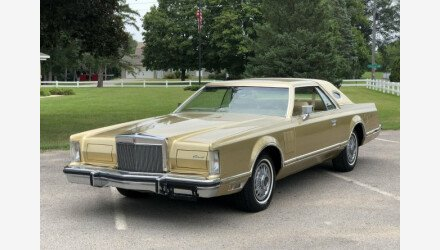 1979 Lincoln Mark V for sale 101033829