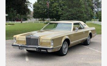 Lincoln Mark V Classics For Sale Classics On Autotrader