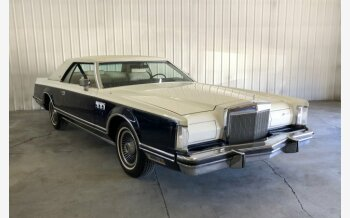 1979 Lincoln Mark V for sale 101118428