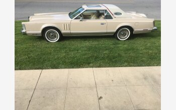 1979 Lincoln Mark V for sale 101256025