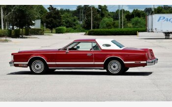 1979 Lincoln Mark V for sale 101281709