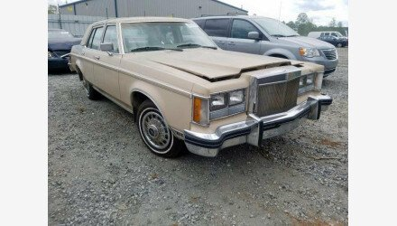 1979 Lincoln Versailles for sale 101328651