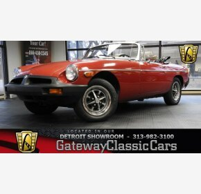 1979 MG MGB for sale 101086070