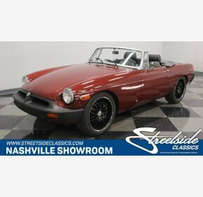 1979 MG MGB for sale 101128482