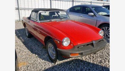 1979 MG MGB for sale 101237492