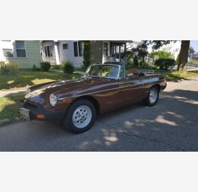 1979 MG MGB for sale 101335969