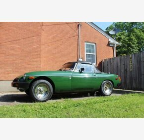1979 MG MGB for sale 101354880