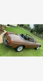 1979 MG MGB for sale 101379968