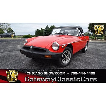 1979 MG MGB for sale 101421502
