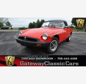 1979 MG MGB for sale 101463633
