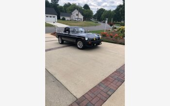 1979 MG MGB for sale 101598014