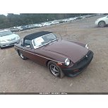 1979 MG MGB for sale 101605767