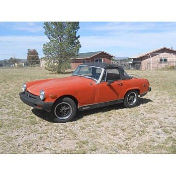 1979 MG Midget for sale 100827530