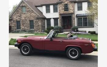 1979 MG Midget for sale 101126206