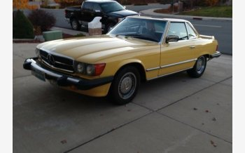 1979 Mercedes-Benz 450SL for sale 100924397