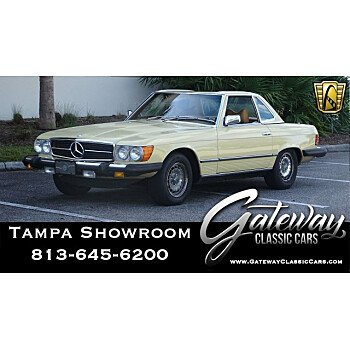 1979 Mercedes-Benz 450SL for sale 100965299