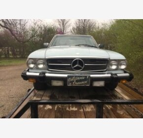 1979 Mercedes-Benz 450SL for sale 100971071
