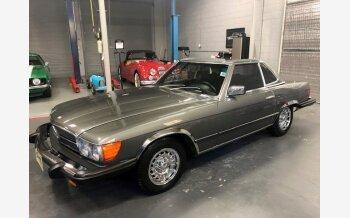 1979 Mercedes-Benz 450SL for sale 101047254