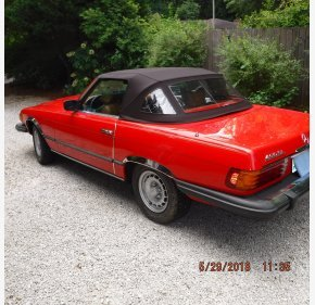 1979 Mercedes-Benz 450SL for sale 101084589