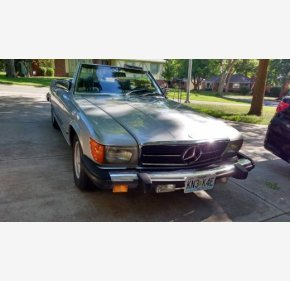 1979 Mercedes-Benz 450SL for sale 101182341