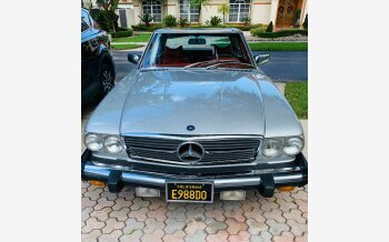 1979 Mercedes-Benz 450SL for sale 101231129