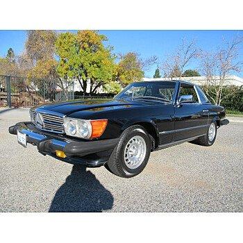 1979 Mercedes-Benz 450SL for sale 101255896