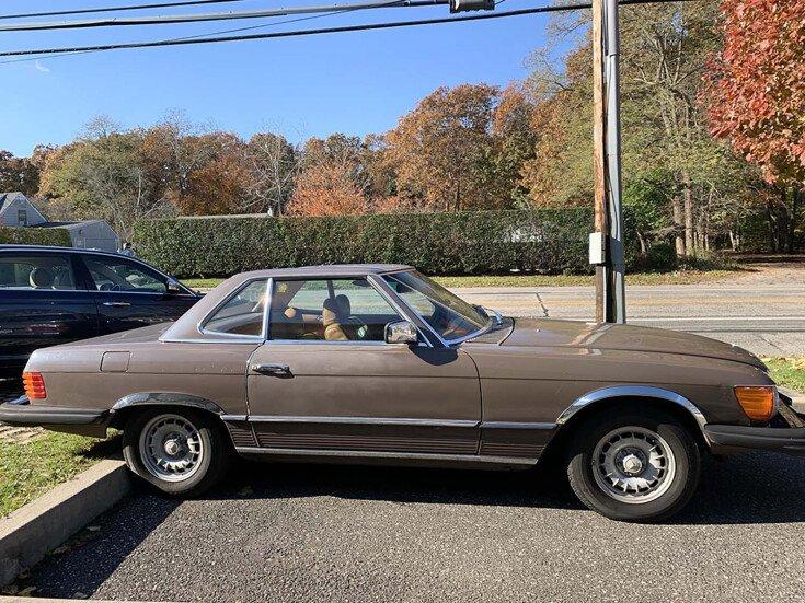 1979 Mercedes-Benz 450SL for sale near Southampton, New ...