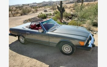 1979 Mercedes-Benz 450SL for sale 101329475