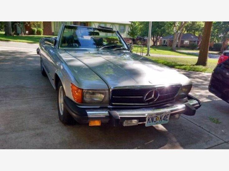1979 Mercedes-Benz 450SL for sale 101345926