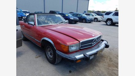1979 Mercedes-Benz 450SL for sale 101396790
