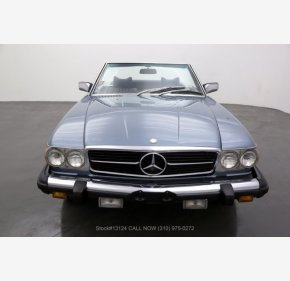 1979 Mercedes-Benz 450SL for sale 101442656