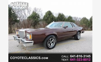 1979 Mercury Cougar for sale 100921983