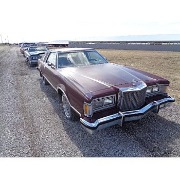 1979 Mercury Cougar for sale 100754210