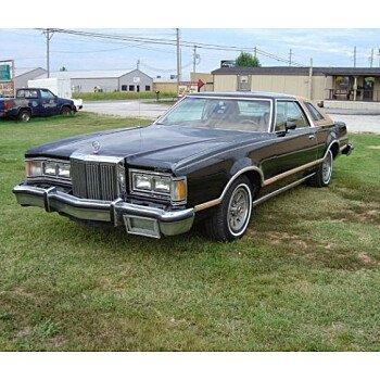 1979 Mercury Cougar XR7 for sale 101275466