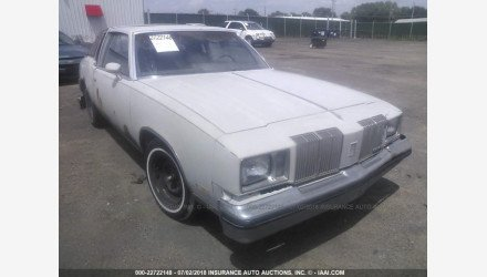 1979 Oldsmobile Cutlass for sale 101016217