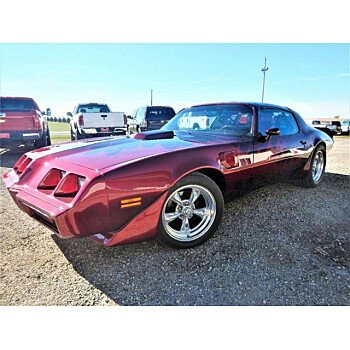 1979 Pontiac Firebird for sale 101050962