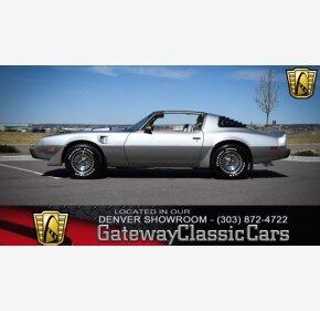 1979 Pontiac Firebird for sale 100979525