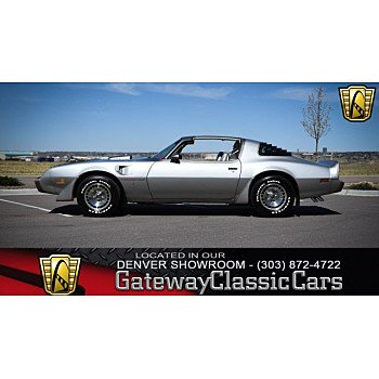 1979 Pontiac Firebird for sale 100979525