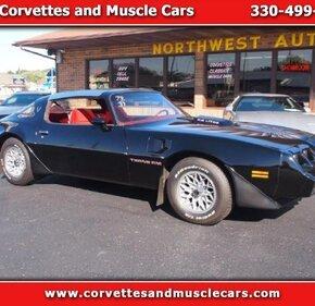 1979 Pontiac Firebird for sale 101036706