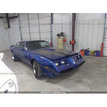 1979 Pontiac Firebird for sale 101146069