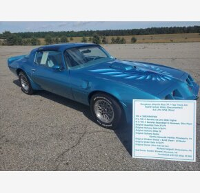 1979 Pontiac Firebird for sale 101338756