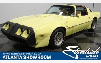 1979 Pontiac Firebird Trans Am for sale 101349842
