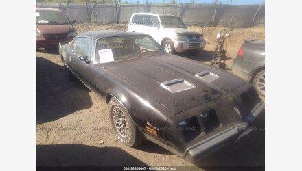1979 Pontiac Firebird for sale 101409004