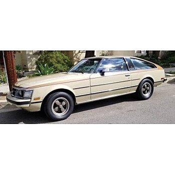 1979 Toyota Celica Supra for sale 101315845