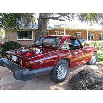 1979 Triumph Spitfire for sale 101227572