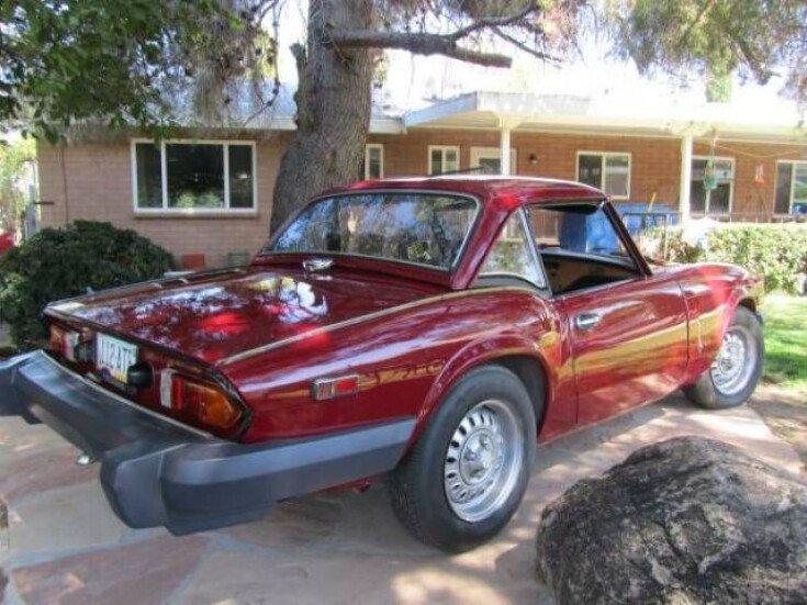 1979 Triumph Spitfire for sale 101227572