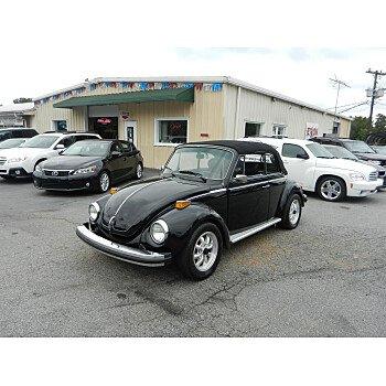 1979 Volkswagen Beetle Super Convertible for sale 101209266